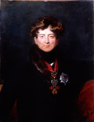 King George IV, Sir Thomas Lawrence PRA, Studio of