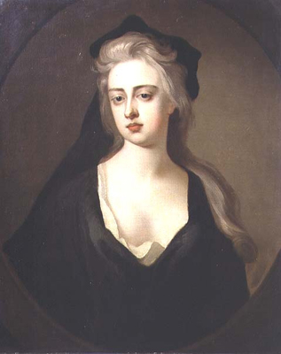 Portrait of Jane Hyde, Countess of Clarendon and Rochester (1669/70 - 1725), Michael Dahl
