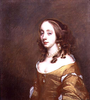 Portrait of a lady from the Popham family, c.1665, Sir Peter Lely