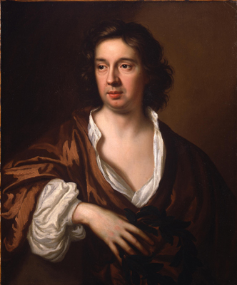 Portrait of Charles Beale, the artists husband, Mary Beale