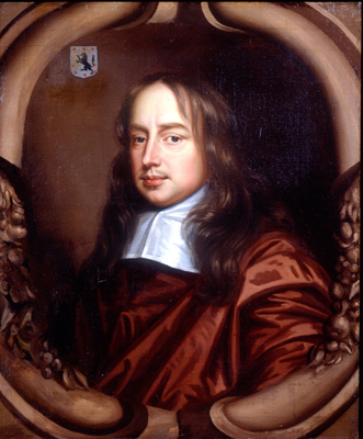 Portrait of William Pierrepoint died 1679, Mary Beale