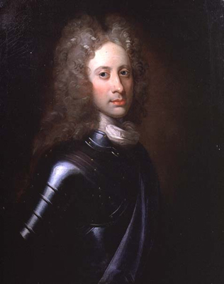Portrait of John Campbell, 2nd Duke of Argyll (1678-1743) in armour with a garter sash, c.1710, William Aikman (1682-1731)