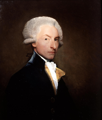 Portrait of Johnston Hannay, Gilbert Stuart