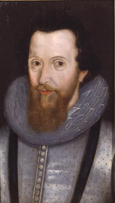 Portrait of Robert Devereux, 2nd Earl of Essex (1566-1601), Circle of Marcus Gheeraerts the Younger