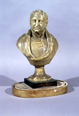 Portrait Bust of Frederick Augustus, Duke of York and Albany (1763 - 1827),  Guion
