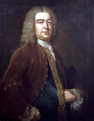 Portrait of Henry Pelham (c.1695-1754) Prime Minister, William Hoare of Bath