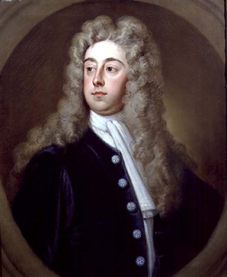 Portrait of Francis, 2nd Earl of Godolphin 1678 - 1766, Sir Godfrey Kneller Bt.