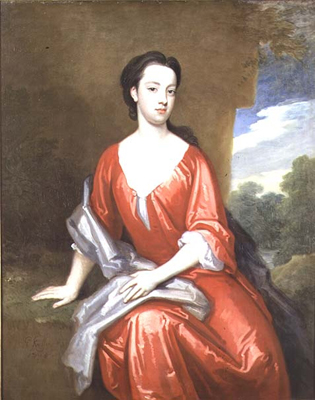 Portrait of Mrs Portman, 1715, Sir Godfrey Kneller Bt.