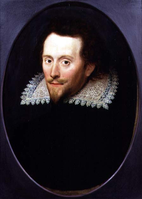 Portrait of a man, called William Cavendish, Duke of Newcastle 1592-1676, William Larkin