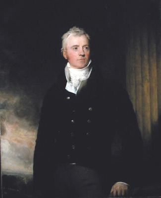 Portrait of William Robertson of Chilcote, Sir Thomas Lawrence PRA