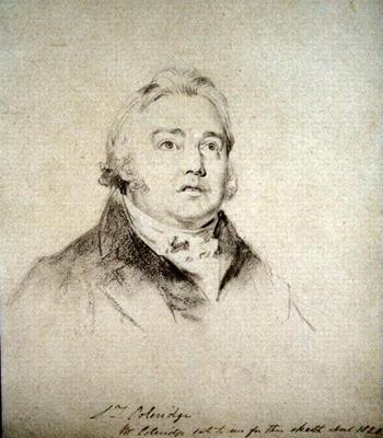 Samuel Taylor Coleridge (1772-1834).