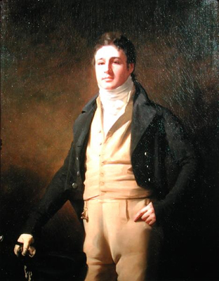 Portrait of John Campbell of Kilberry 1780-1838, Sir Henry Raeburn PRSA