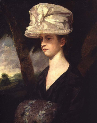 Portrait of Miss Palmer, Sir Joshua Reynolds PRA