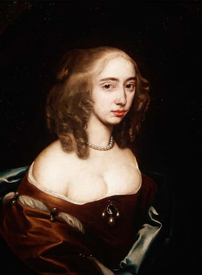 Portrait of Anne, Viscountess Bayning (d.1678), c.1660, Gerard Soest