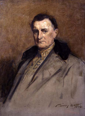Portrait of Edward Grey, 1st Viscount Grey of Fallodon 1862-1933 1914