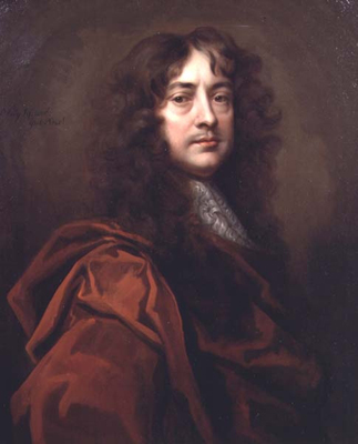 Portrait of Sir Peter Lely 1618-1680, Willem Wissing