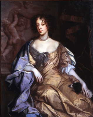 Portrait of Queen Mary of Modena (1658-1718), Sir Peter Lely