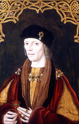 Portrait of King Henry VII (1457–1509),  Anglo-Flemish School