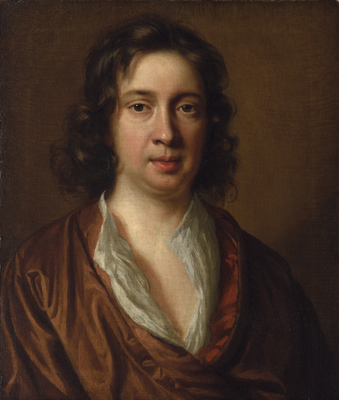 Portrait of the Artist's Husband, Charles Beale (c.1631-1705), Mary Beale