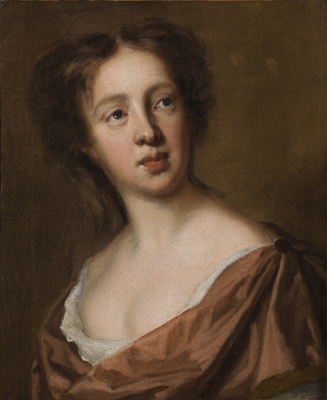Study of a Young Lady, c.1680, Mary Beale