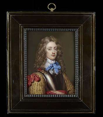Colonel John Russell (d.1687), 1833, after William Dobson (bap.1611-1646), Henry Bone RA