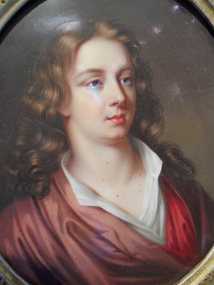 Portrait of Thomas Otway (1652-85), after Mary Beale (1633-99), Henry Pierce Bone