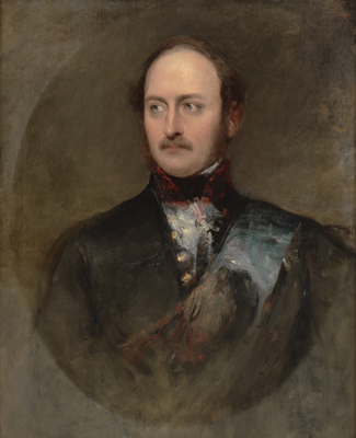 Portrait Study of Prince Albert, the Prince Consort (1819-1861), Sir William Boxall