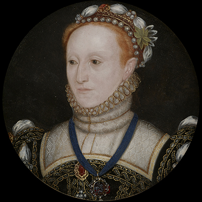 Portrait of Queen Elizabeth I, 1560s,  English School