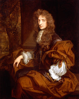 Portrait of a Gentleman, 1687, Sir Godfrey Kneller Bt.