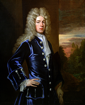 Portrait of William Whitmore of Apley MP (1682-1715), c.1710, Sir Godfrey Kneller Bt.