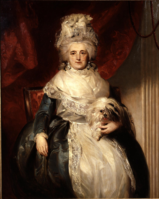 Portrait of the Countess of Oxford, Sir Thomas Lawrence PRA