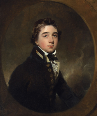 Portrait of Midshipman Michael Daintry (d.1853), Sir Thomas Lawrence PRA