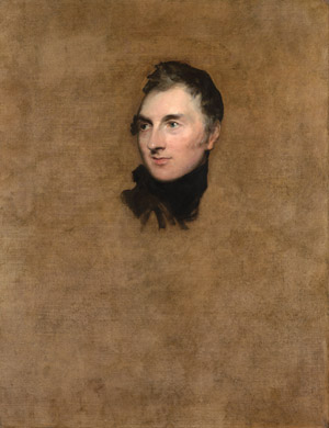 Portrait of the Rt. Hon. General Sir George Murray MP (1772-1846), Sir Thomas Lawrence PRA