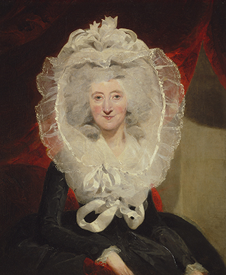 Portrait of the Hon. Anne Talbot (née Bouverie) (1729-1813), Sir Thomas Lawrence PRA and Studio