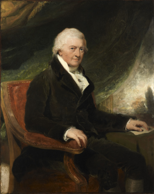 Portrait of a Gentleman, Sir Thomas Lawrence PRA and Studio