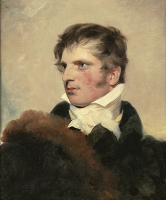 Portrait of a Gentleman, c.1805, Sir Thomas Lawrence PRA