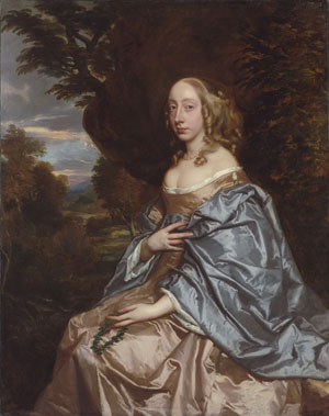 Portrait of Anne Bayning (d.1678), c.1660, Sir Peter Lely