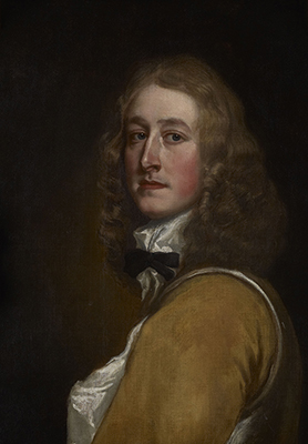 Portrait of a Gentleman, mid-1650s, Sir Peter Lely