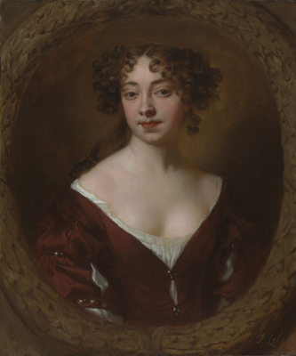 Portrait of Mary Farrington (née Smith) (d.1717), Sir Peter Lely