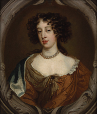 Portrait of Mary of Modena, Duchess of York, Sir Peter Lely, Studio of