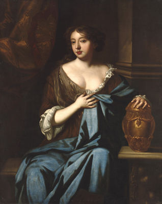 Portrait of Mary 'Moll' Davis (c.1651-1708), Sir Peter Lely, Studio of