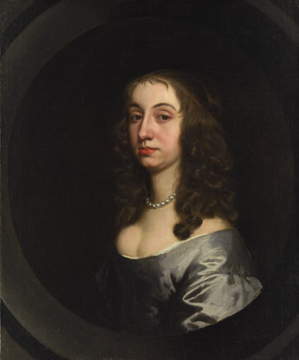 Portrait of a Lady, traditionally identified as Jane Pelham, Sir Peter Lely
