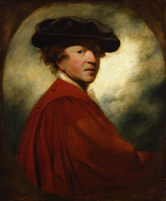 Self-Portrait, c.1772/3, Sir Joshua Reynolds PRA