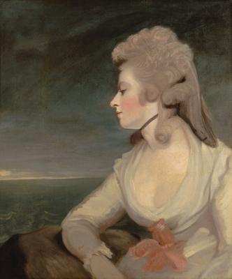 Mary Robinson portrait