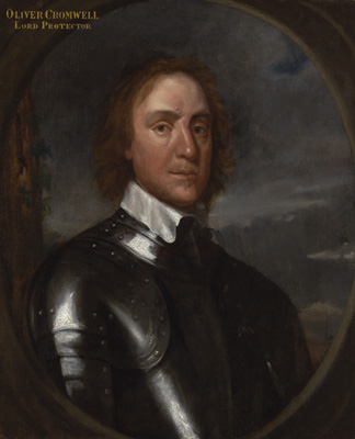 Portrait of Oliver Cromwell (1599-1658), Circle of Robert Walker