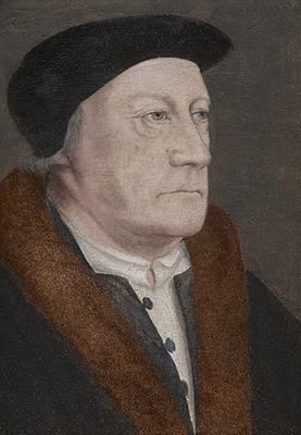 Portrait of George Neville, 3rd Lord Abergavenny (c.1469-1535), Hans Holbein, Follower of