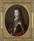 Prince James Francis Edward Stuart, the Old Pretender by Alexis Simon Belle