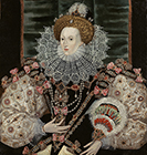 Queen Elizabeth I by George Gower, Manner of
