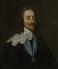 King Charles I by  English School 17th Century