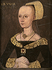 Elizabeth Woodville by  English School